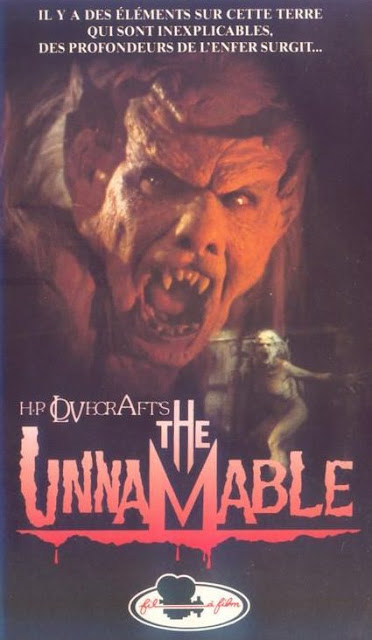 UNNAMABLE - THE   UNNAMABLE - THE   1988