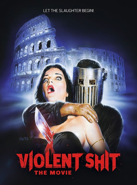 VIOLENT SHIT - THE MOVIE | VIOLENT SHIT - THE MOVIE | 2015