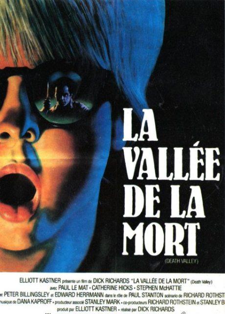 VALLEE DE LA MORT - LA   DEATH VALLEY (1982)   1982