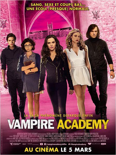 VAMPIRE ACADEMY | VAMPIRE ACADEMY | 2014