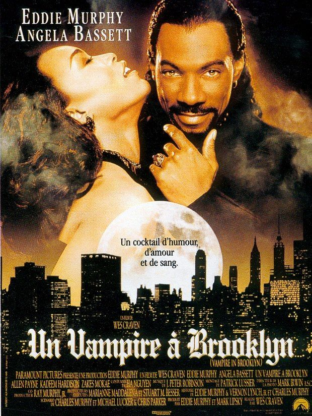 UN VAMPIRE à BROOKLYN   VAMPIRE IN BROOKLYN   1995