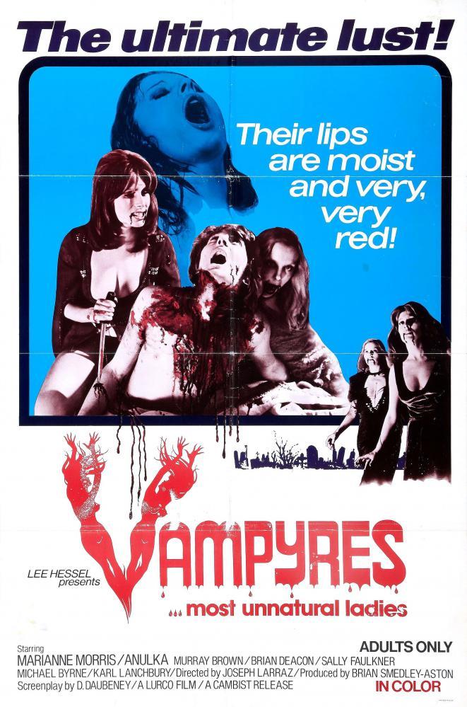 VAMPYRES | VAMPYRES, DAUGHTERS OF DARKNESS | 1974