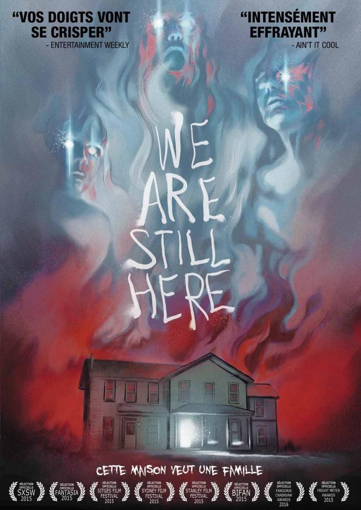 WE ARE STILL HERE | WE ARE STILL HERE | 2015