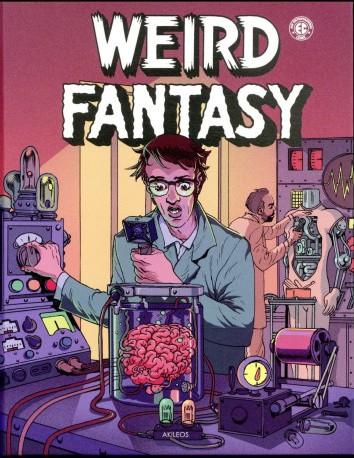 WEIRD FANTASY VOLUME 1 | WEIRD FANTASY VOLUME 1 | 2018