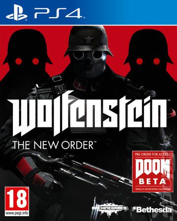 WOLFENSTEIN NEW ORDER | WOLFENSTEIN NEW ORDER | 2014