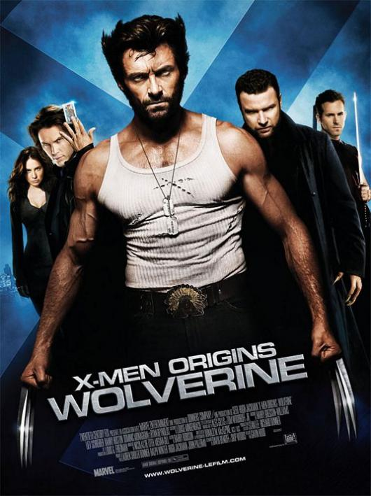 X-MEN ORIGINS : WOLVERINE | X-MEN ORIGINS : WOLVERINE | 2009