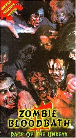 ZOMBIE BLOODBATH 2 : RAGE OF THE UNDEAD | ZOMBIE BLOODBATH 2 : RAGE OF THE UNDEAD | 1995